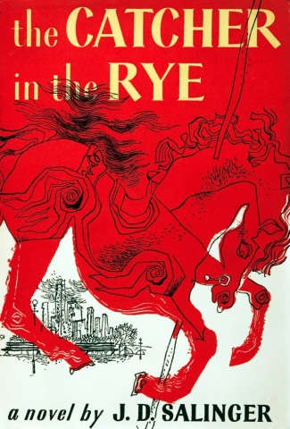Image result for the catcher in the rye